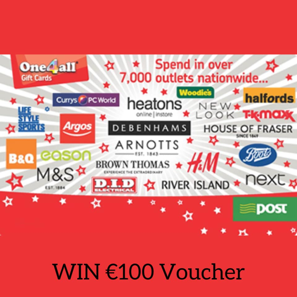 Win a One4all Gift Card at Replace Boiler | New Boilers in Dublin