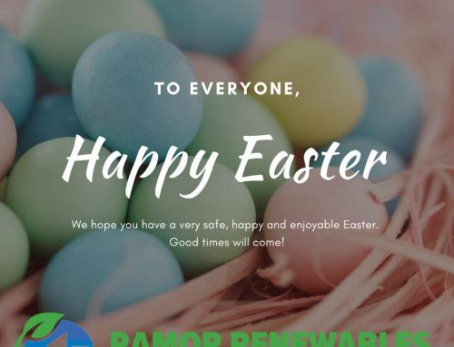 Happy Easter and stay safe