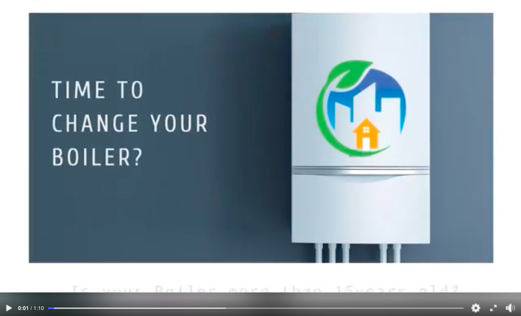 replace your boiler