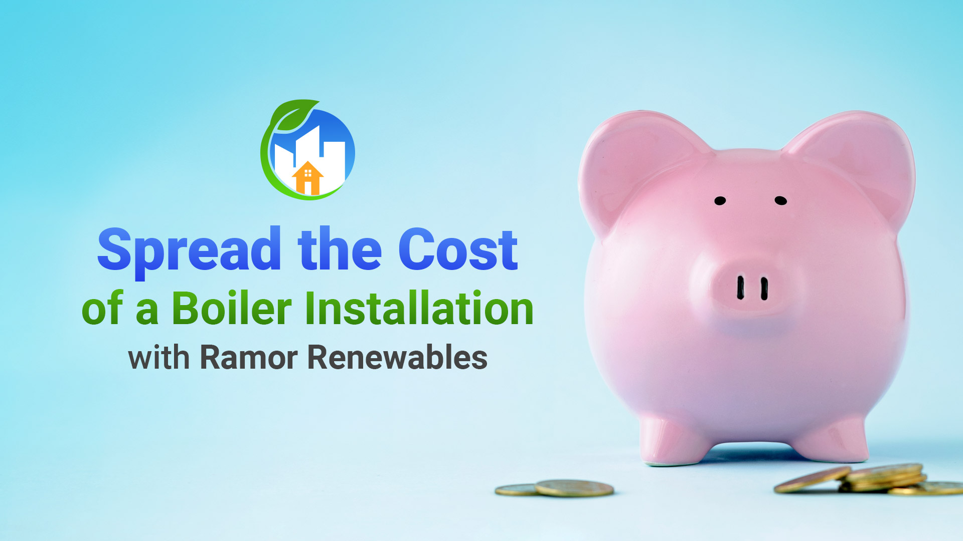 Spread cost of boiler installation