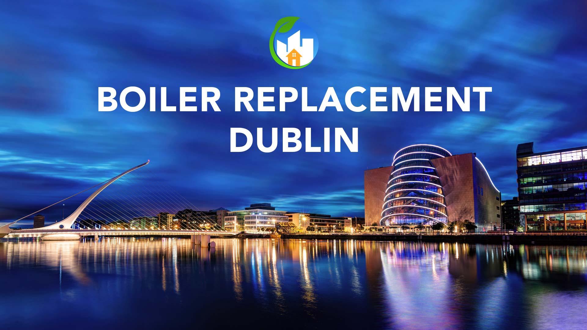 boiler replacement dublin